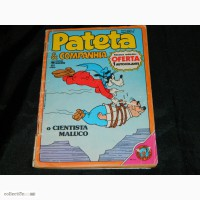 Комиксы Disney Pateta Companhia 1986 - Гуфи и команда - Португалия