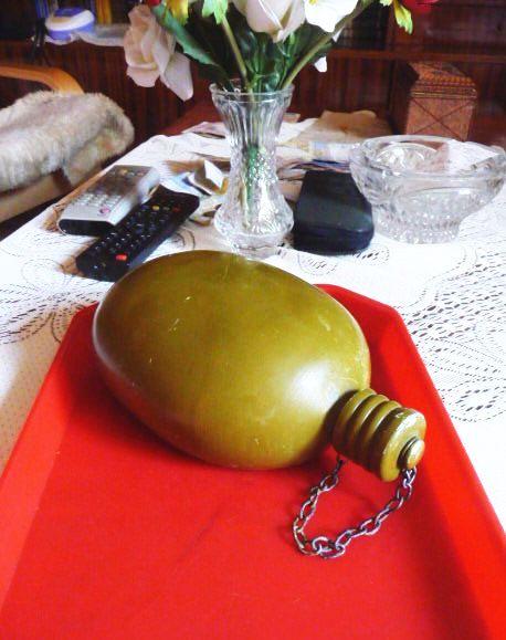Фото 2. Фляга армейская (солдатская). СССР