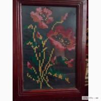 Продам картины вышитые крестиком