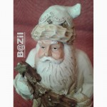 Антикварный Дед Мороз. СССР-30е-40е годы.Оригинал