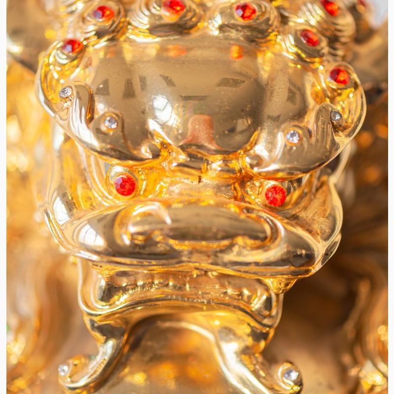 Фото 15. Китайская статуэтка фигурка Собака Фу Небесный лев Будды Собако-Лев Китайский лев Китай