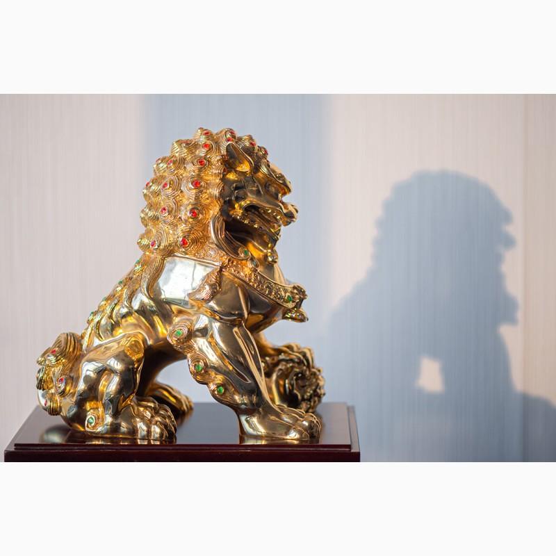 Фото 6. Китайская статуэтка фигурка Собака Фу Небесный лев Будды Собако-Лев Китайский лев Китай
