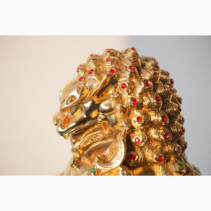 Фото 8. Китайская статуэтка фигурка Собака Фу Небесный лев Будды Собако-Лев Китайский лев Китай