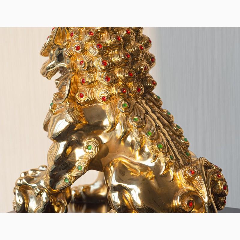Фото 9. Китайская статуэтка фигурка Собака Фу Небесный лев Будды Собако-Лев Китайский лев Китай