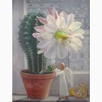 Продам картину Хранитель кактуса