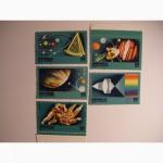 Продам почтовые марки Кубы, Монгол Шуудан, Венгрии-космос