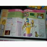 Комплект Книг Симпсоны Simpsons Полное руководство нашей любимой семье