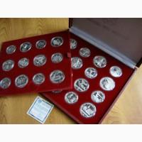 Набор Олимпиада 80 - 28 монет