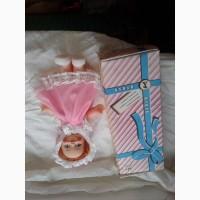 Кукла Ссср. Купить куклу. Новая. Коробка. Ссср. Винтаж. Платье