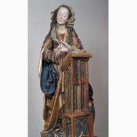 Получить разрешение на вывоз антикварной скульптуры