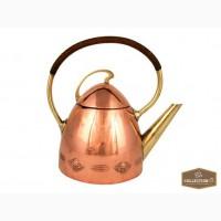 Медный чайник на самовар производство Италии купить в Украине