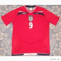 Футболка England No9 Rooney, Umbro, розмір XL