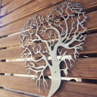 Лазерная резка фанеры, мдф, оргстекла, дерева