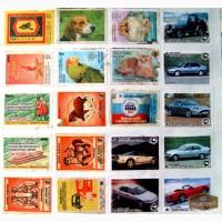 Этикетки от спичечных коробок СССР 1958-1965г. и других стран -продам