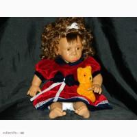 Испанская характерная кукла R.B.J. Rebaju S.L 1993 клеймо