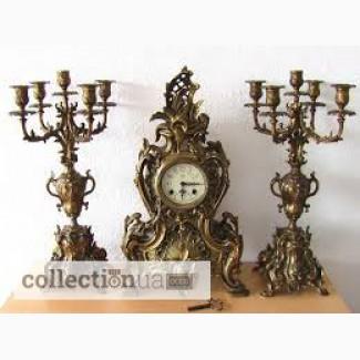 Куплю старинные изделия из бронзы и чугуна