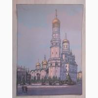 Москва.Кремль.1956г. И.Соколов