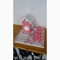 Домик феи зимы (Феи Винкс) продам, изготовлю по заказу