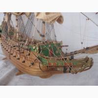 Продам модель галеона