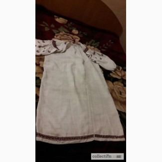 Продам сорочку жіночу конопляну