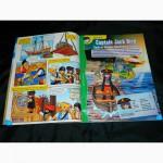 Журнал Комиксы Playmobil Magazin