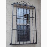 Кованые решетки на окна и двери Луцк