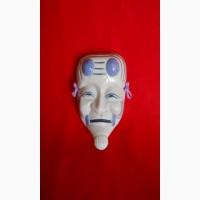 Декоративная керамичесая маска