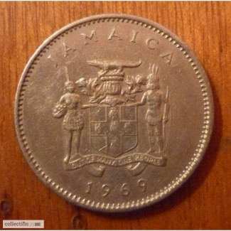 10 центов Ямайка