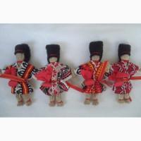 Кукла-мотанка На удачу (для мужчин)- оберег для дома и в дорогу
