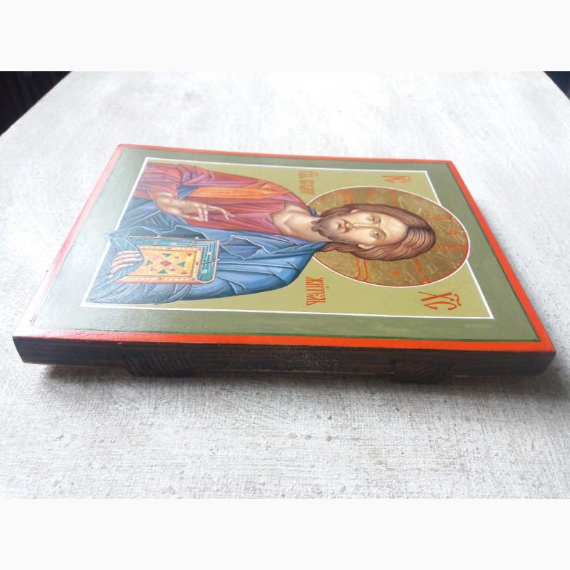 Фото 6. Икона Господь Вседержитель (Пантократор). Спаситель. Иисус Христос