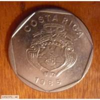 5 колон Коста Рика