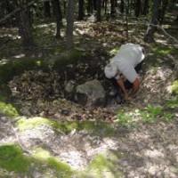 Продам метеорит диаметер 1 метр упал 2012г. Киевская обл