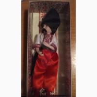 Кукла керамическая в украинском костюме-мужской