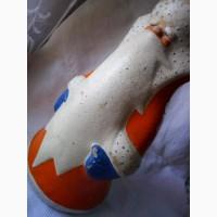 Антикварный Дед Мороз под елку 60 годов Загорская фабрика игрушек, Кропивницкий