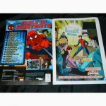 Журнал Комиксы Marvel The Amazing Spider man Новый Человек паук Марвел
