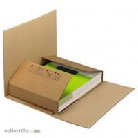 Коробка-конверт 380х270х30