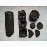 Печать, пломбы и редкая форма для отливки