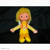Кукла Canary Yellow Rainbow Brite Hallmark Cards Inc Mattel 1983