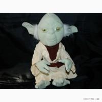 Игрушка Йода Звездные Войны - Yoda Star Wars - Applause 1997