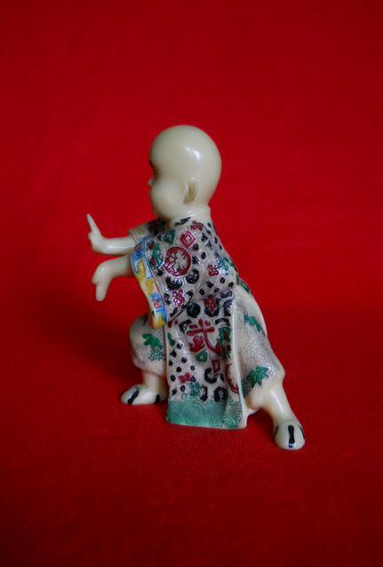 Фото 5. Японская статуэтка