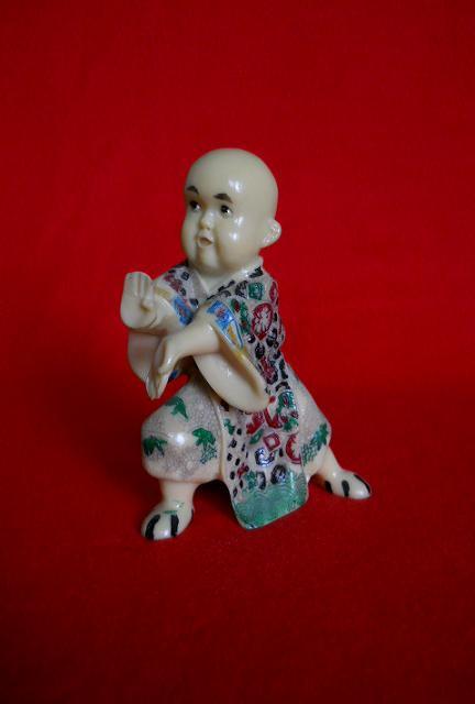 Фото 6. Японская статуэтка