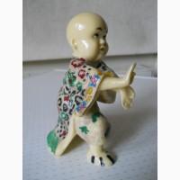 Японская статуэтка из натуральной смолы (ivory)