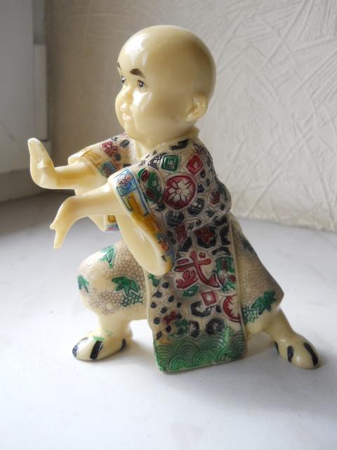 Фото 11. Японская статуэтка