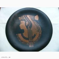 Медная чеканка СССР, Нефертити, 70-е