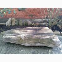 Продам фрагмент окаменелого дерева