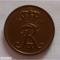 Набор Дания 1966 и1938 2шт