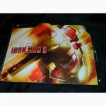 Журнал Комиксы Iron Man 3 Official Movie Magazine Marvel