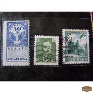 Старинные марки мира поштучно.