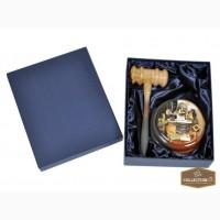 Оригинальный молоток для аукциона – ручная роспись купить в Украине