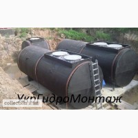 Бочки, резервуары для хранения топлива, доставка из Днепра, по всей Украине